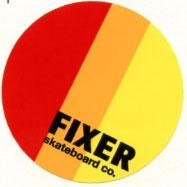 Fixer Skateboard Co